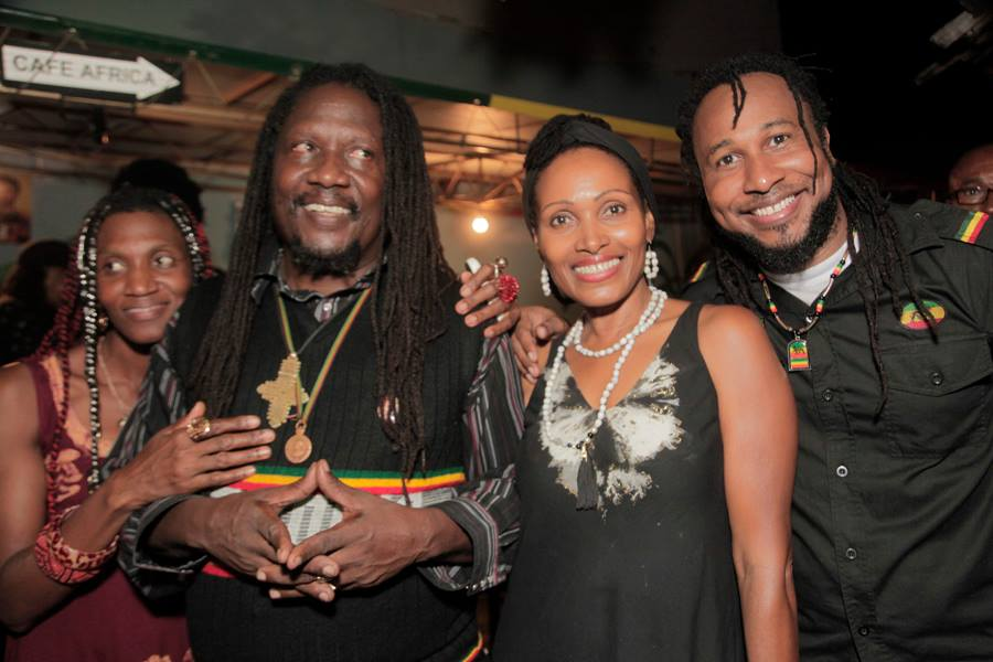 Conscious Reggae Dance Party a Sizzling Success 1