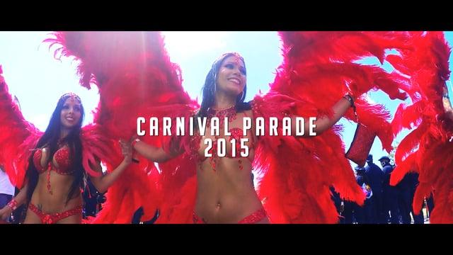 Trinidad & Tobago Carnival Parade 2015 28