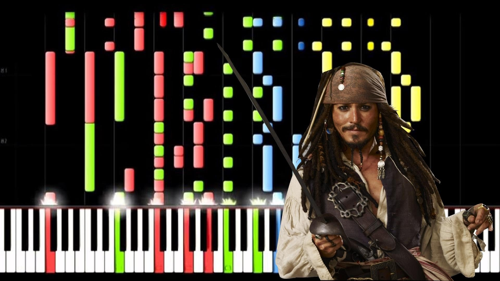 IMPOSSIBLE REMIX - Pirates of the Caribbean Medley 2