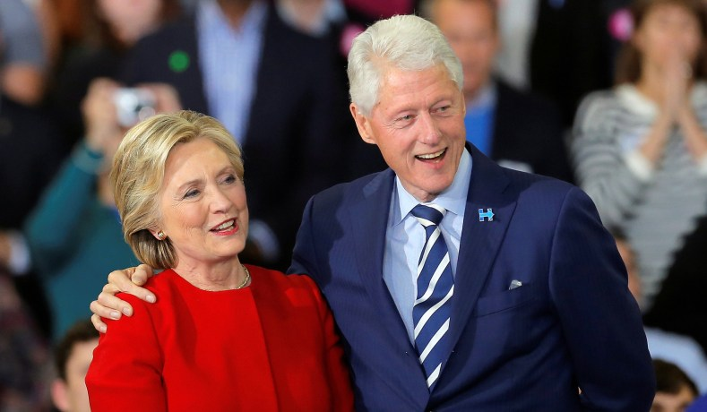 The Bill and Hillary Show Hits All the Usual Notes 3