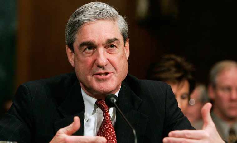 Sorry, You Can't Protect Mueller 1