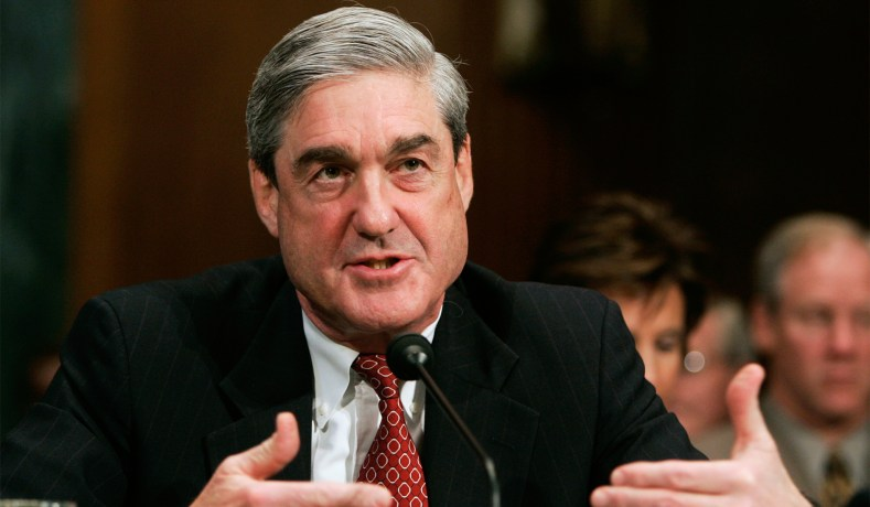Sorry, You Can't Protect Mueller 2