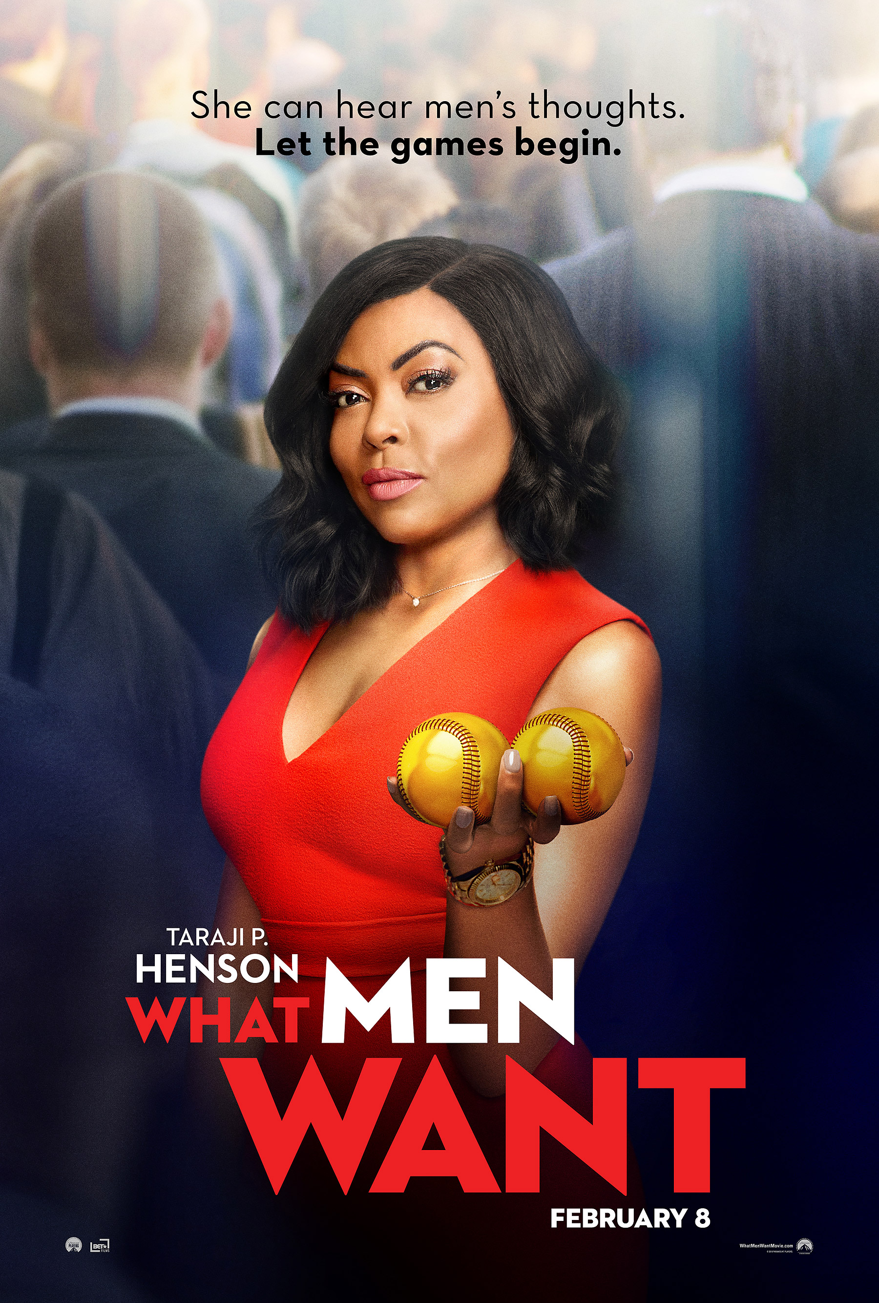 Taraji P. Henson learns <em>What Men Want</em> in NSFW red-band trailer 1