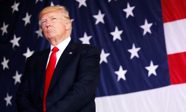 Trump's Odd Definition of 'America First' 1