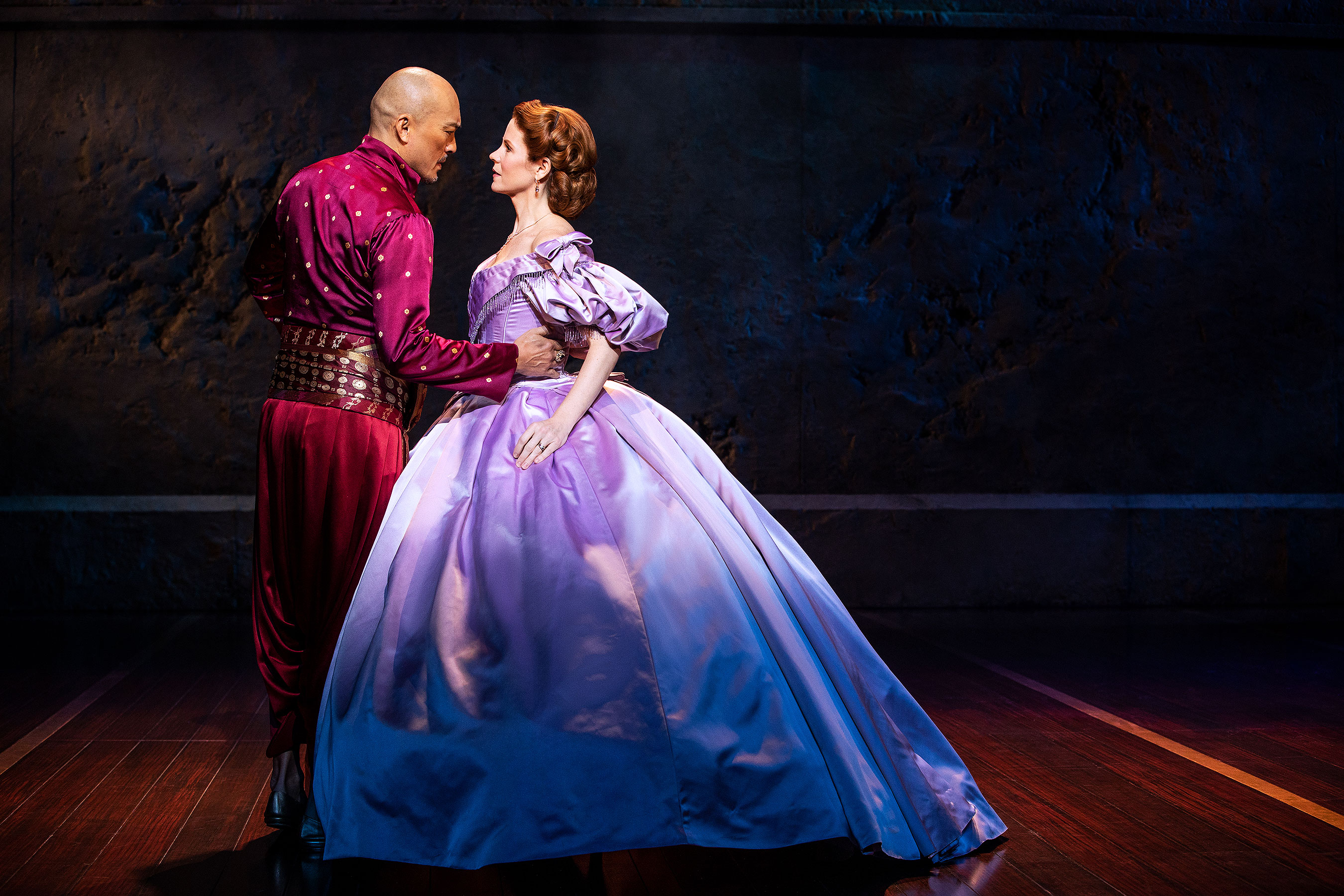 Watch a clip from Kelli OHara and Ken Watanabes <em>The King and I</em> before it comes to theaters 1