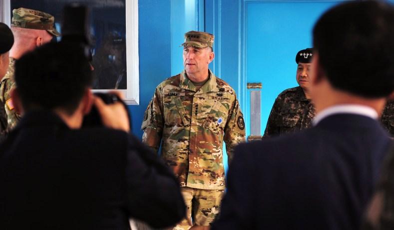 A pair of generals, &c. 1