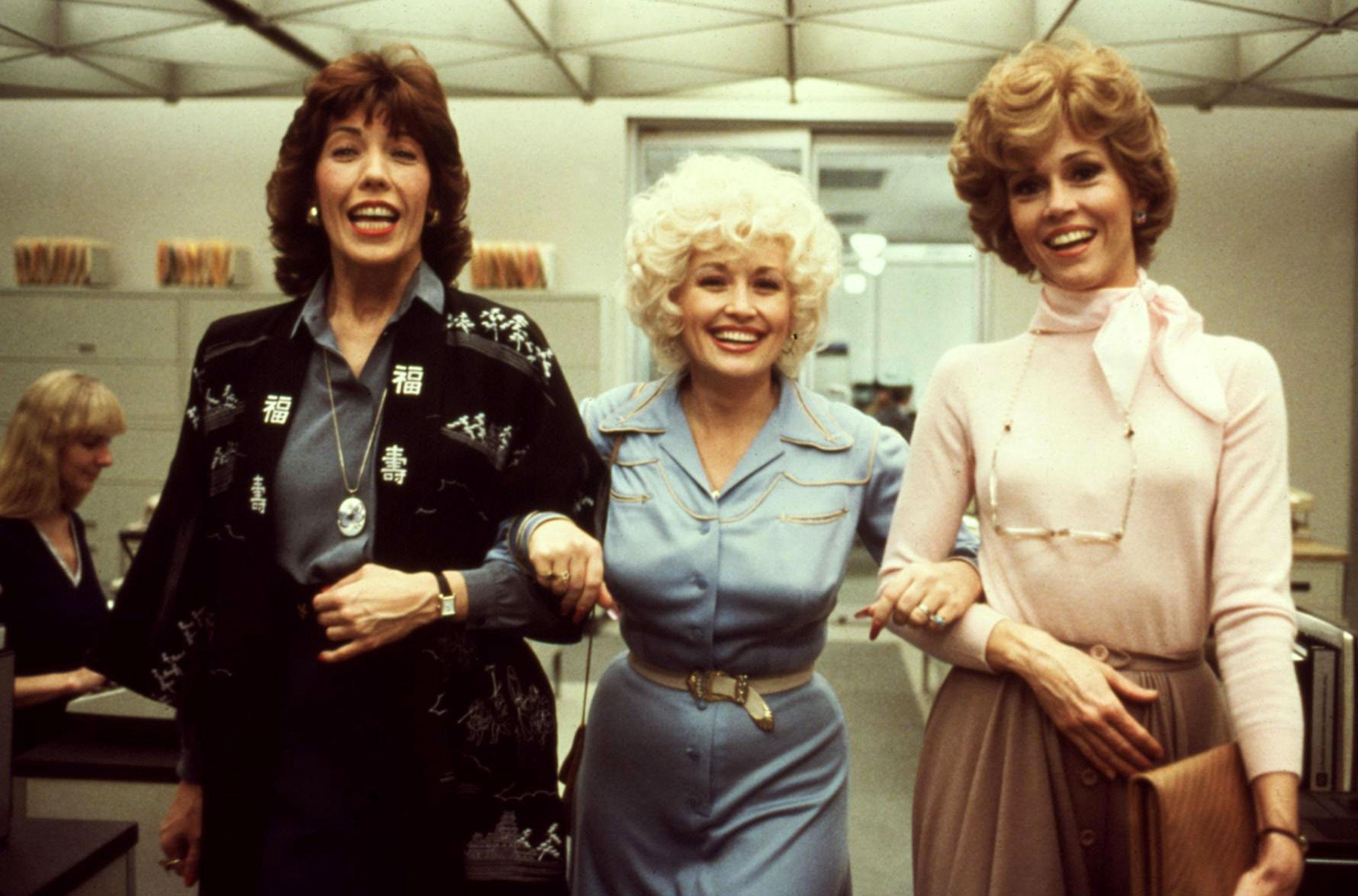 Dolly Parton shares new details on <em>9 to 5</em> sequel and her original costars plans to return 1