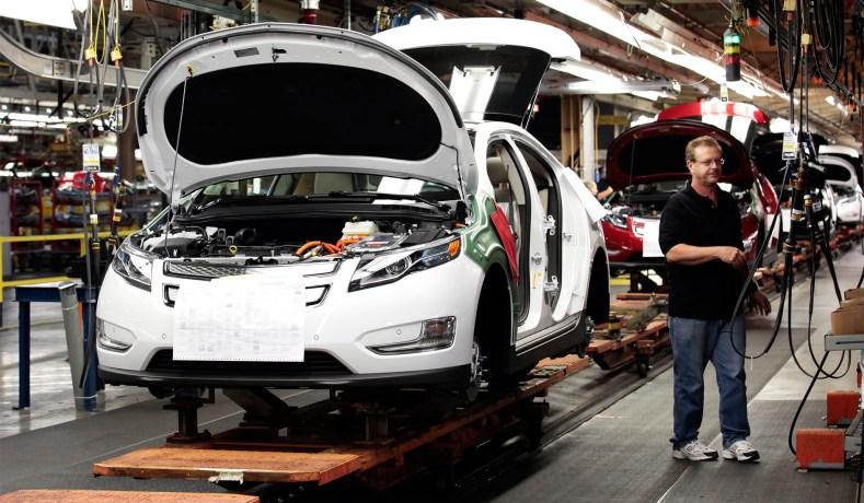 General Motors Restructures 3