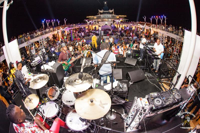 Love and Harmony Cruise Listed As Best Holiday