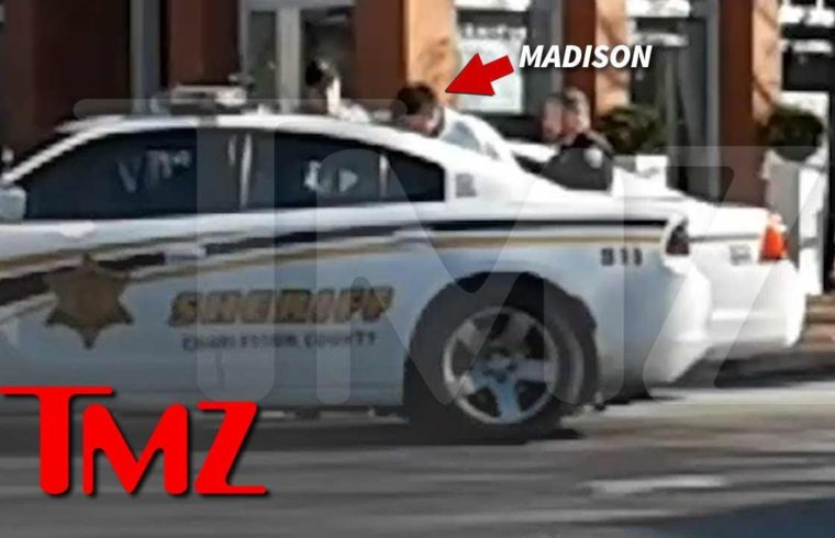 'Southern Charm's' J.D. Madison Arrested for Check Violation | TMZ 1