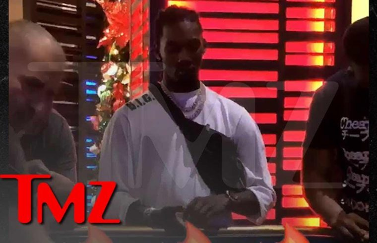 Offset Craps Out in Puerto Rico Without Cardi B | TMZ 1