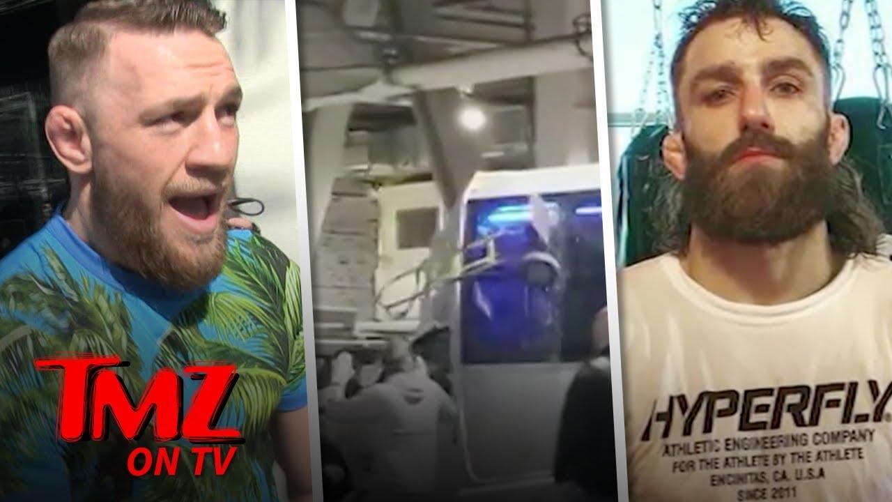 Conor McGregor's Dolly Attack Was Giant Publicity Stunt | TMZ TV 1