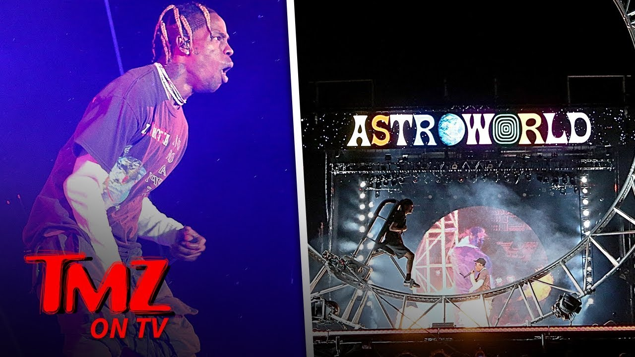 Travis Scott Is All About Business | TMZ TV 3