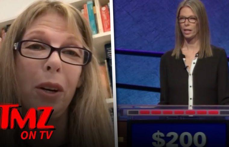 Jeopardy Champ Jackie Fuchs Medical Emergency | TMZ TV 1