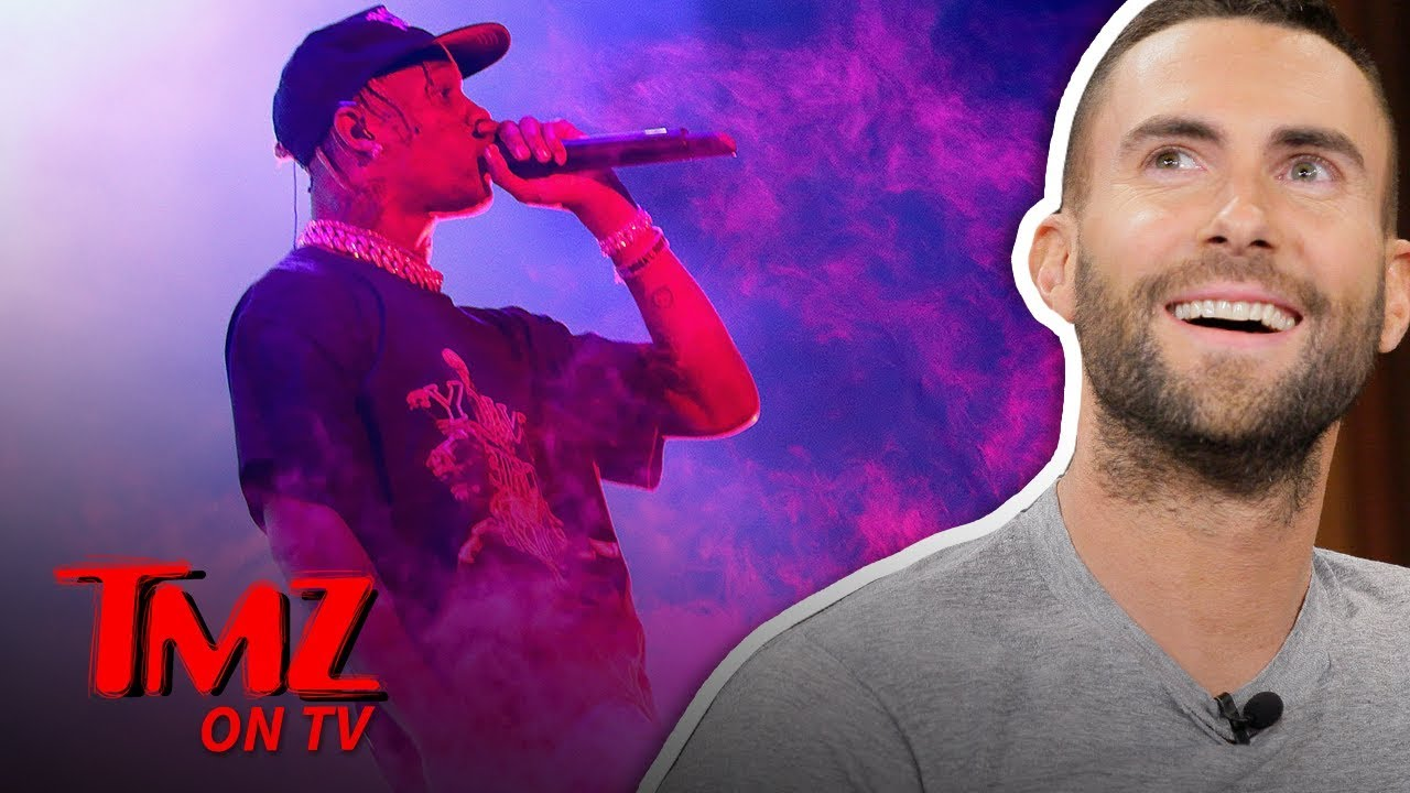 Travis Scott Set To Perform At The Super Bowl Halftime Show! | TMZ TV 3
