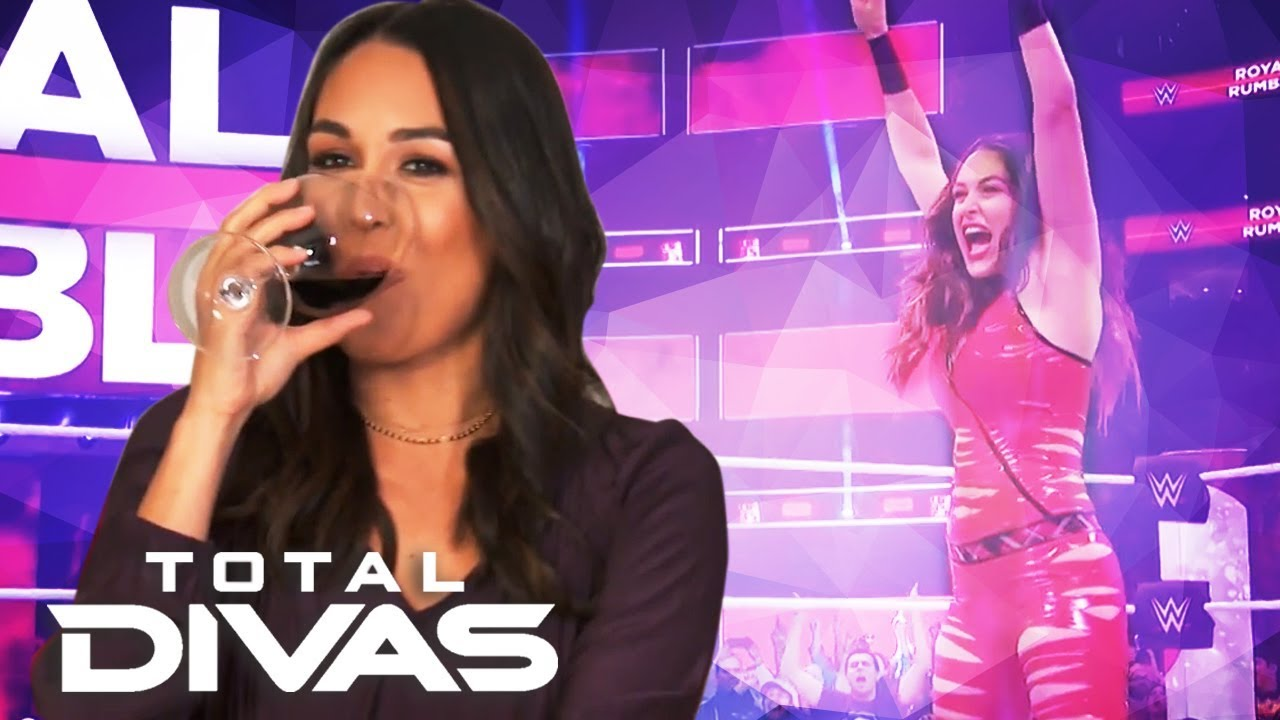 9 Things You Didn't Know About Brie Bella | Total Divas | E! 5
