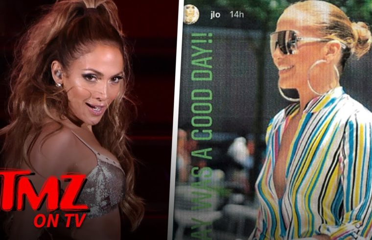 JLo Sued By Photographer For Using Pic He Took Of Her | TMZ TV 1