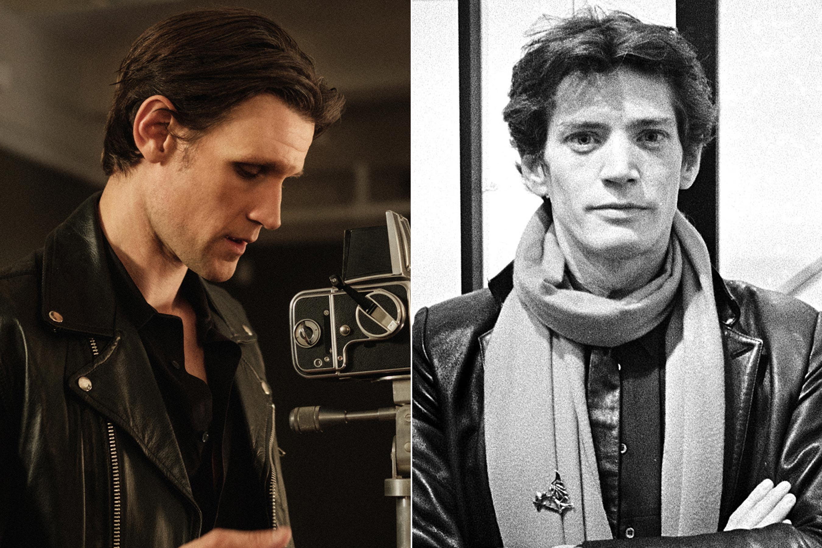 Exclusive: See Matt Smith play notorious photographer Robert Mapplethorpe in first trailer 11