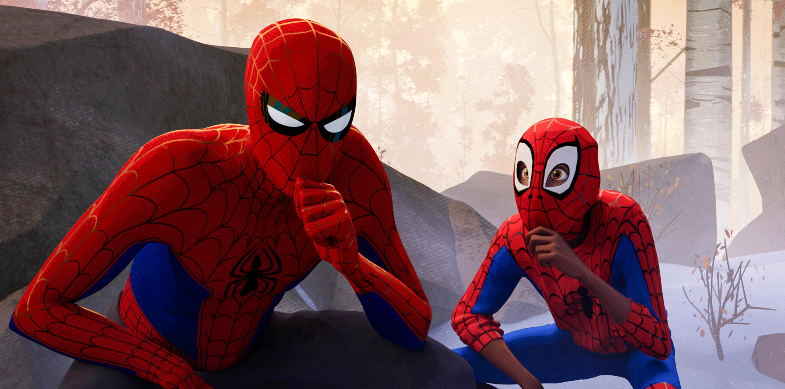 How <em>Spider-Man: Into the Spider-Verse</em> puts a new spin on Spidey 1