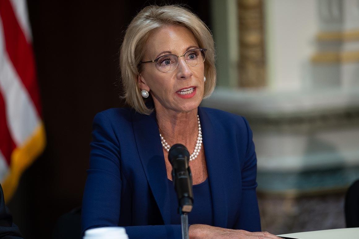 DeVos cancels $150M in student loan debt after losing court battle 3