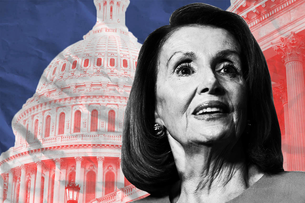 How Pelosi beat the rebels and got her gavel back 28
