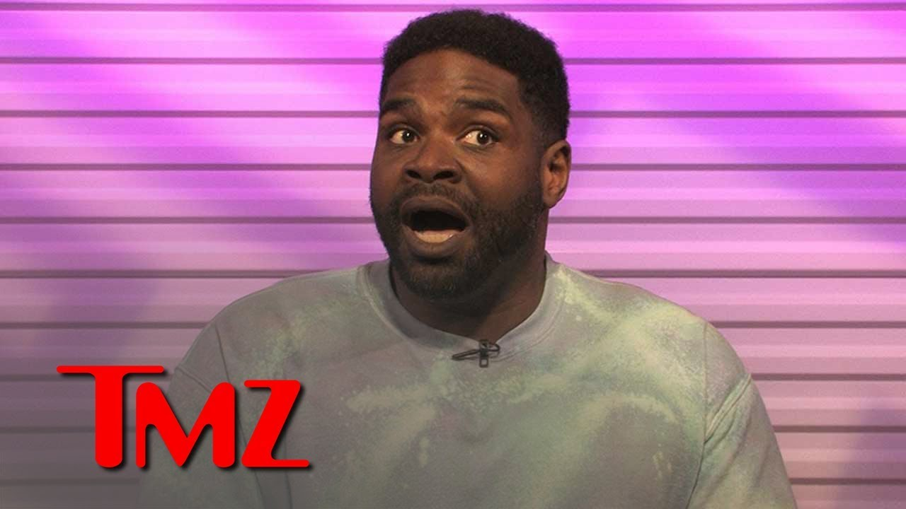 Ron Funches Doesn't Like Louis C.K. and Happy He's Getting Ripped For Parkland Jokes | TMZ 3