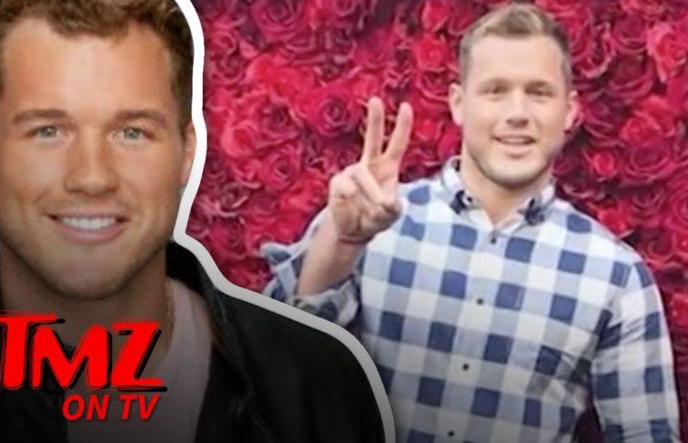 Colton Underwood Sure Seems Like He Isn't A Virgin Anymore   TMZ TV 1