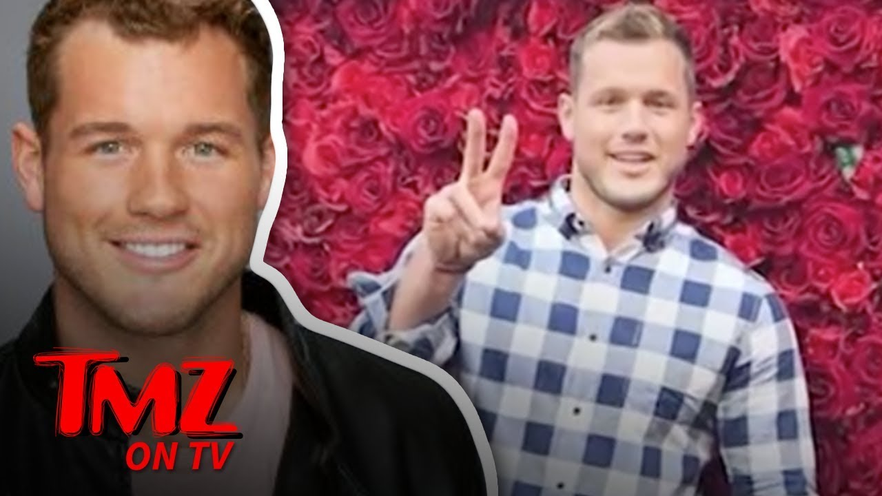 Colton Underwood Sure Seems Like He Isn't A Virgin Anymore | TMZ TV 5