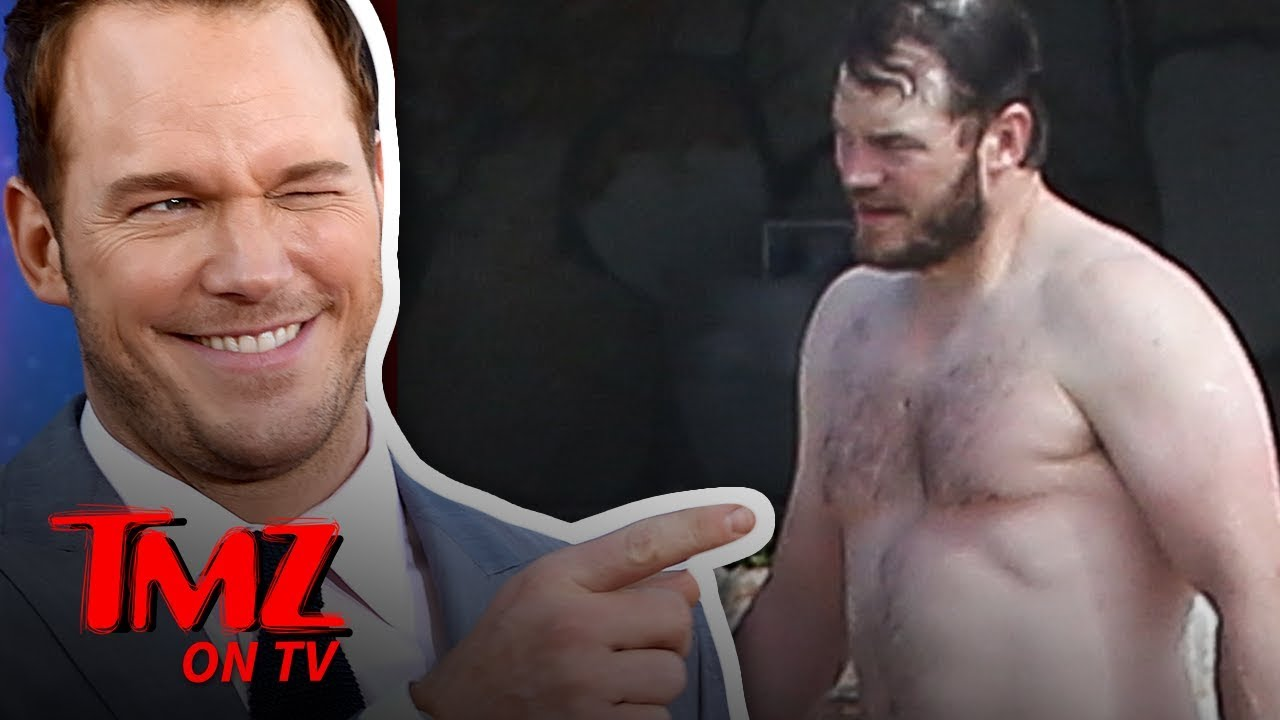 Chris Pratt Is Getting Rid Of His Dad Bod! | TMZ TV 3