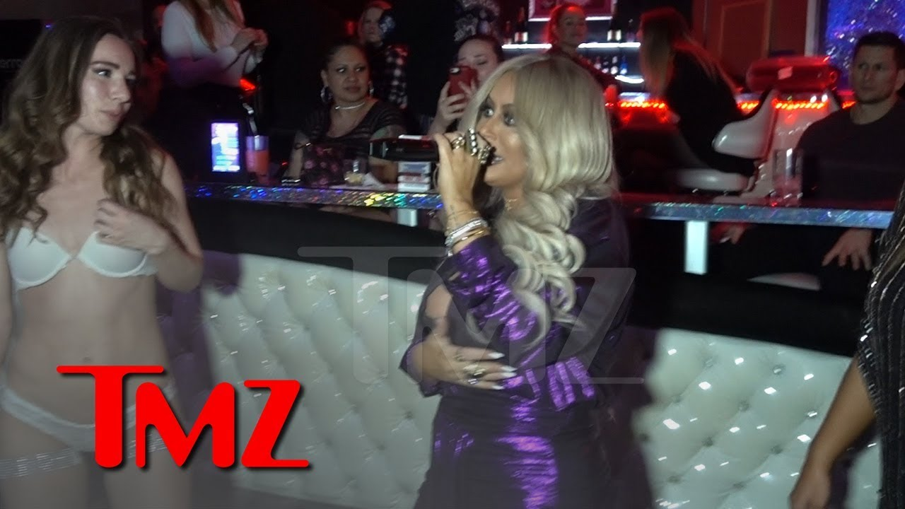Aubrey O'Day Booted from NYE Party She Hosted in 'Honor' of Donald Trump Jr  | TMZ 3