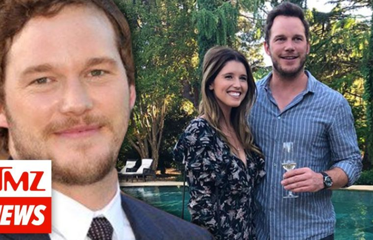 Chris Pratt and Katherine Schwarzenegger are Engaged, Anna Faris Approves | TMZ NEWSROOM TODAY 1