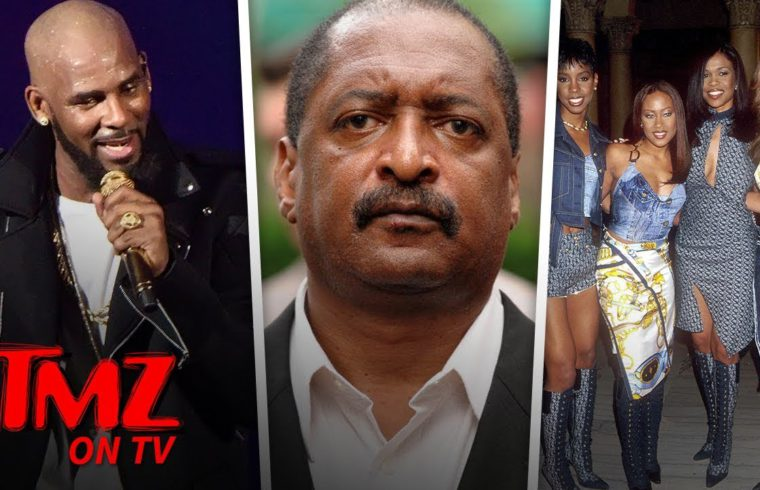Beyonce's Dad Says Destiny's Child Worked with R. Kelly Because it's Business   TMZ TV 1