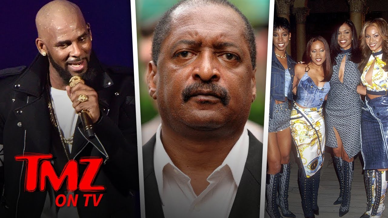 Beyonce's Dad Says Destiny's Child Worked with R. Kelly Because it's Business | TMZ TV 10
