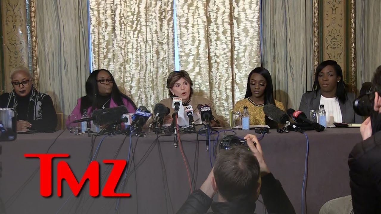 R. Kelly's Alleged Victim Claims He Retaliated with Threatening Letter | TMZ 3
