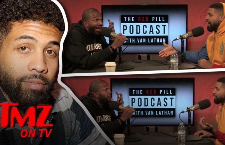 Ex-NFL Star Says 2Pac's Music Wasn't 'That Deep', Internet Freaks Out | TMZ TV 1