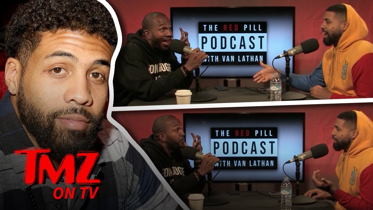 Ex-NFL Star Says 2Pac's Music Wasn't 'That Deep', Internet Freaks Out | TMZ TV 4