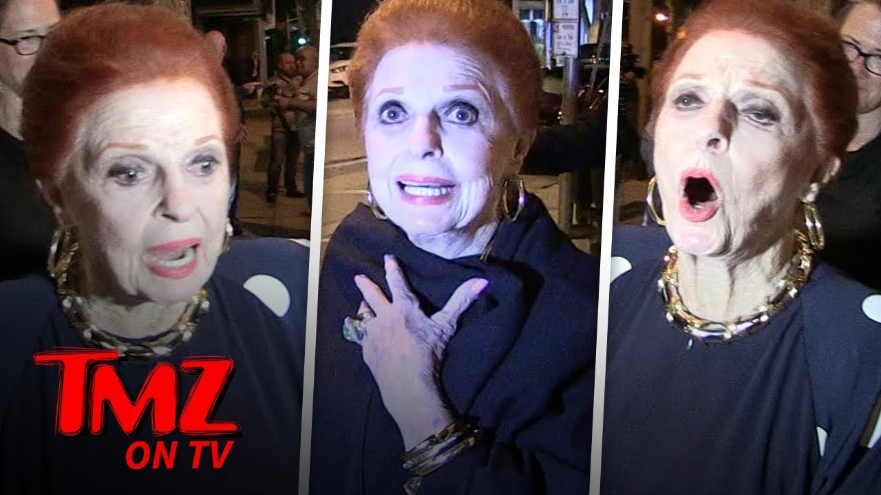 Carole Cook Shares Her Secret To A Long Life! | TMZ TV 5