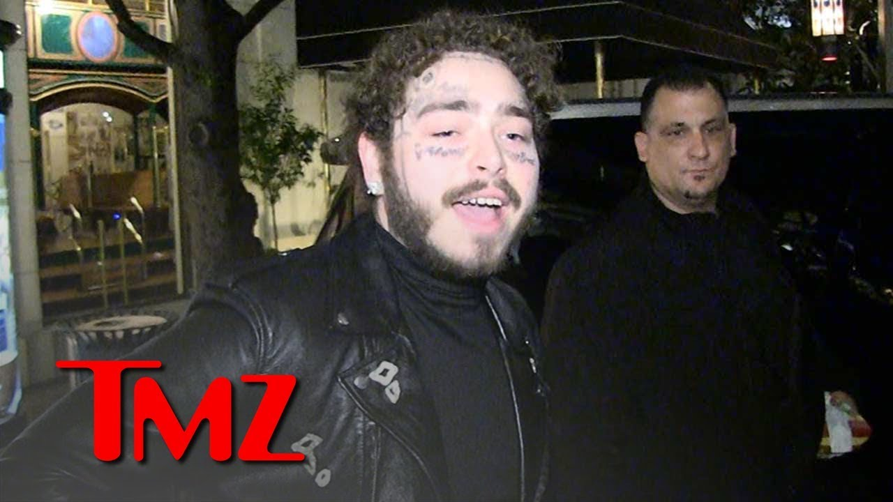 Post Malone Supports Pulling R. Kelly Collabs Because He Did 'F'd Up S***' | TMZ 4
