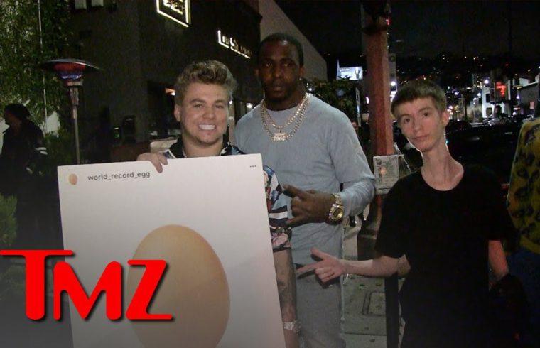 Supreme Patty, Alleged Creator of World Record Egg, Slams Kardashians | TMZ 1