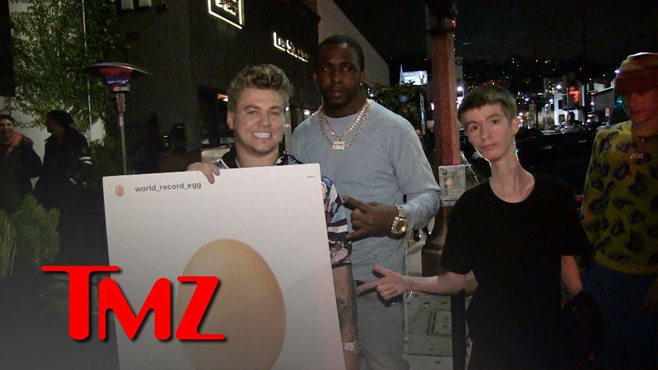 Supreme Patty, Alleged Creator of World Record Egg, Slams Kardashians | TMZ 3