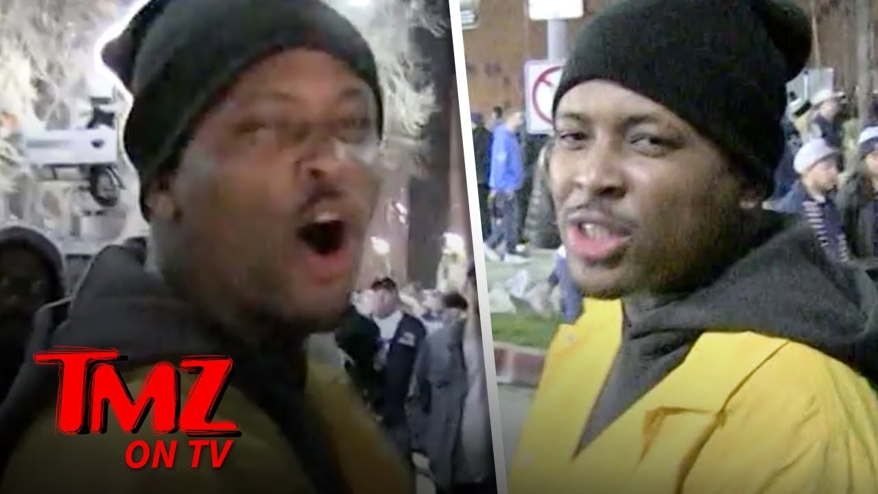 YG Is Ecstatic About The Rams Winning! | TMZ TV 4