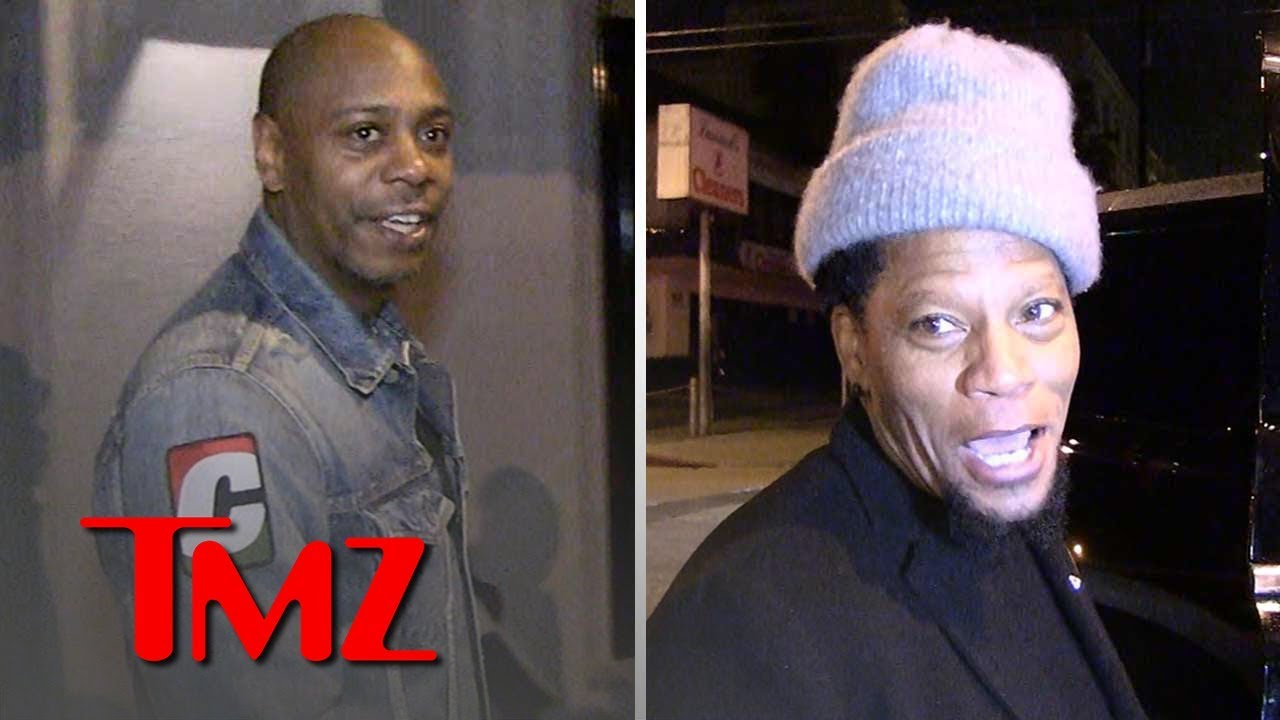 Dave Chappelle's Hazy on Skits Mocking R. Kelly Scandal | TMZ 7