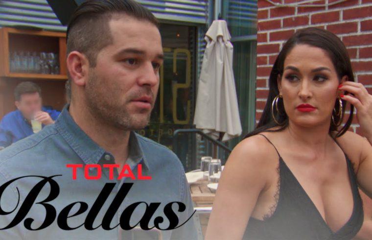 Brie, Bryan & JJ Trick Nikki Bella Into a Blind Date | Total Bellas | E! 1