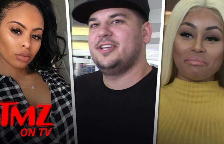 'Love & Hip Hop' Star Alexis Skyy Down to Date Rob Kardashian, After His WCW Post | TMZ TV 1