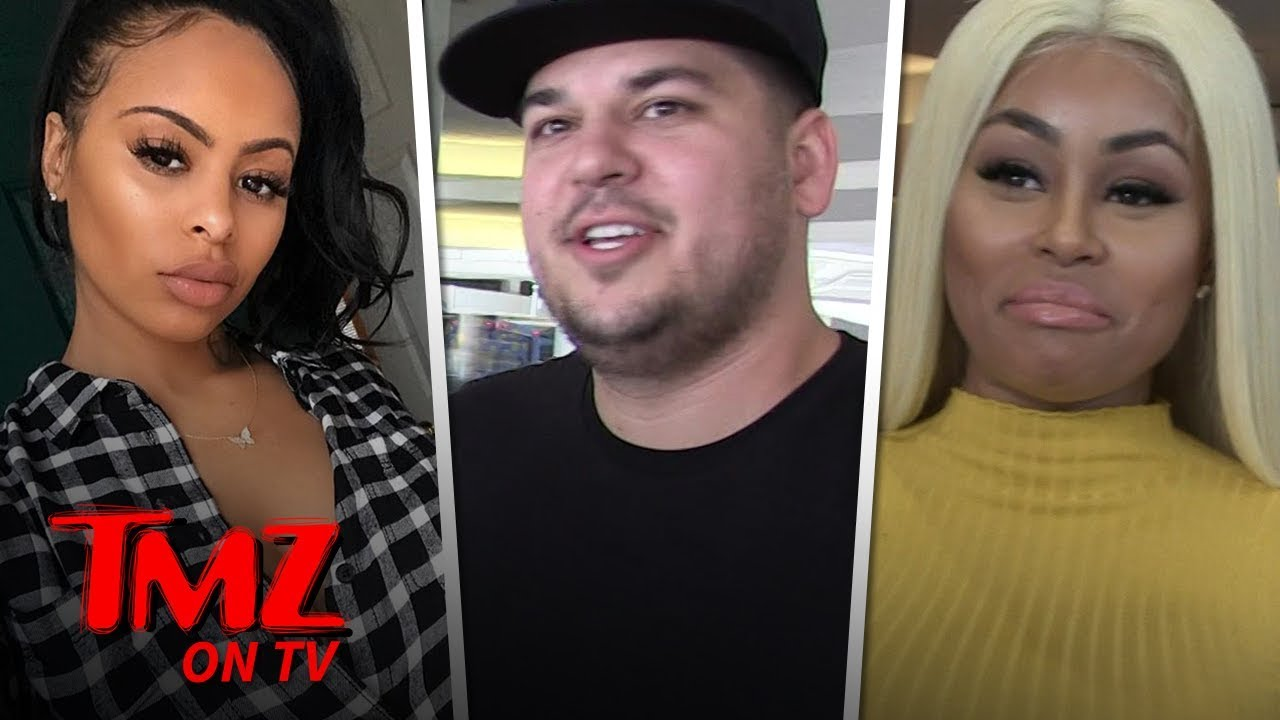 'Love & Hip Hop' Star Alexis Skyy Down to Date Rob Kardashian, After His WCW Post | TMZ TV 4