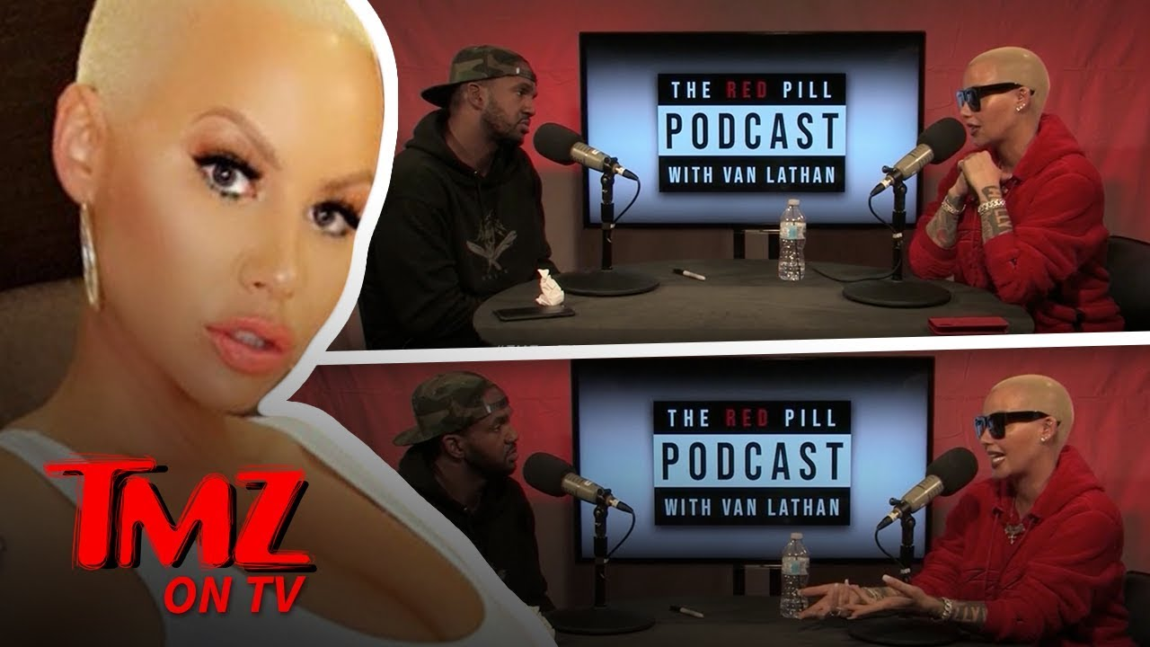 Amber Rose Says She Tried Selling Crack Back in the Day | TMZ TV 5