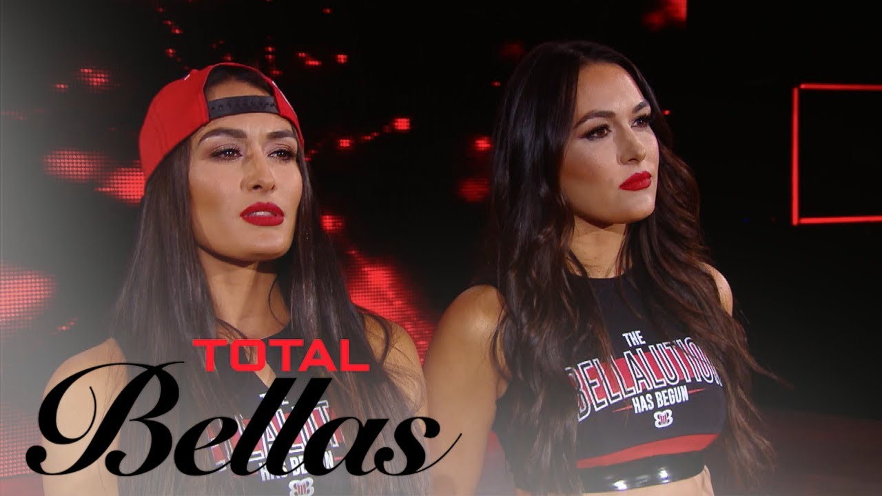 Nikki & Brie Bella Are Ready for Their Comeback | Total Bellas | E! 3