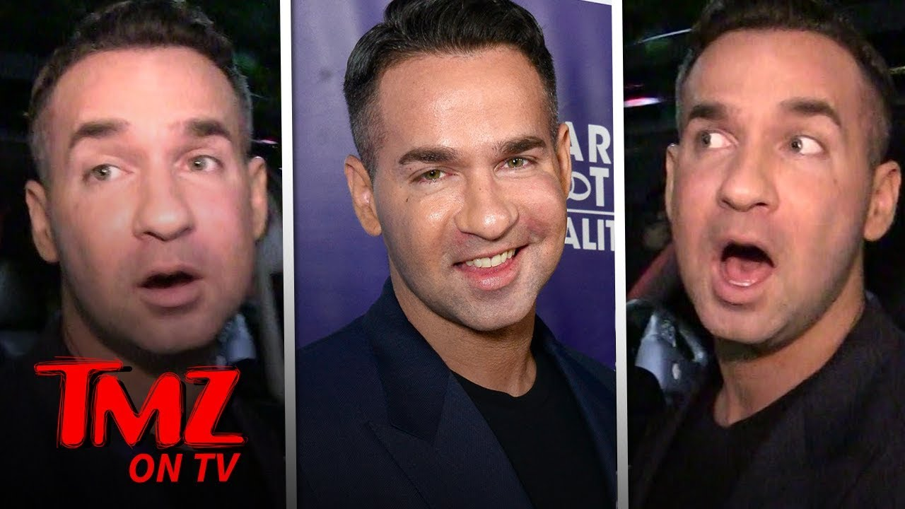 Mike 'The Situation' Sorrentino Officially Booked into Prison | TMZ TV 4