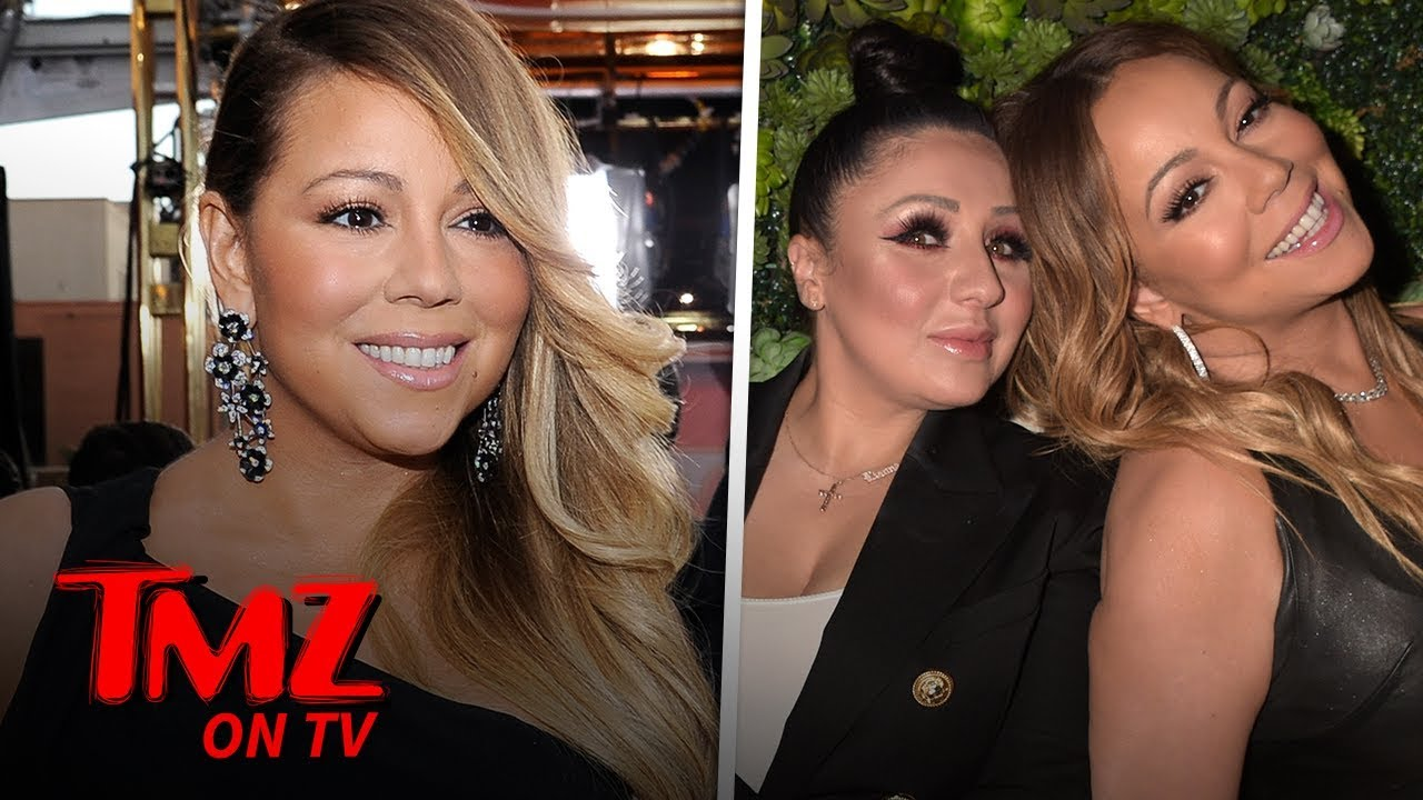 Mariah Carey Sues Assistant For Blackmailing Over Embarrassing Videos | TMZ TV 4