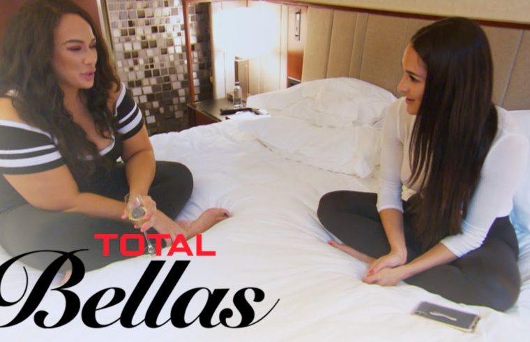 Will Nikki Bella Tell Nia Jax Who's Sliding Into Her DMs? | Total Bellas | E! 1